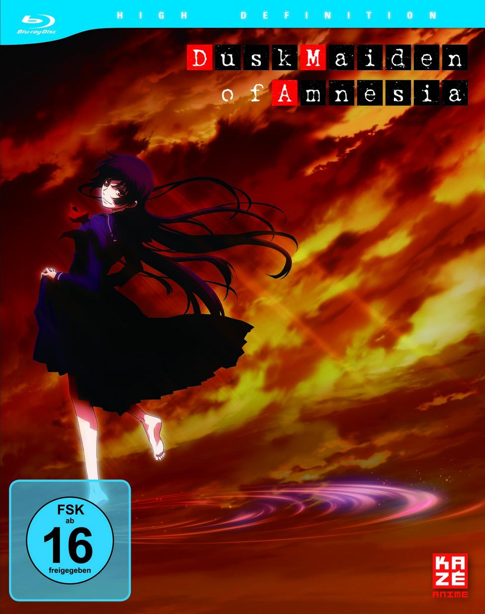 Anime Dusk Maiden of Amnesia Cover