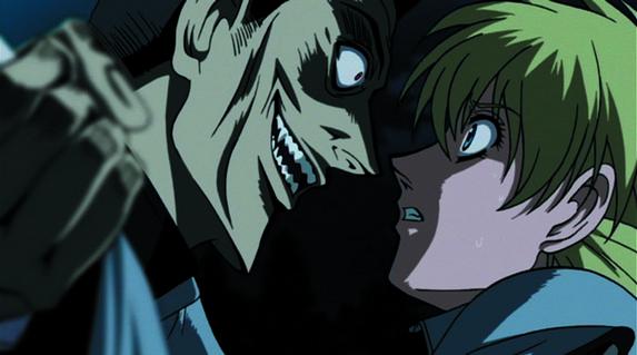 Anime Hellsing Ultimate 10