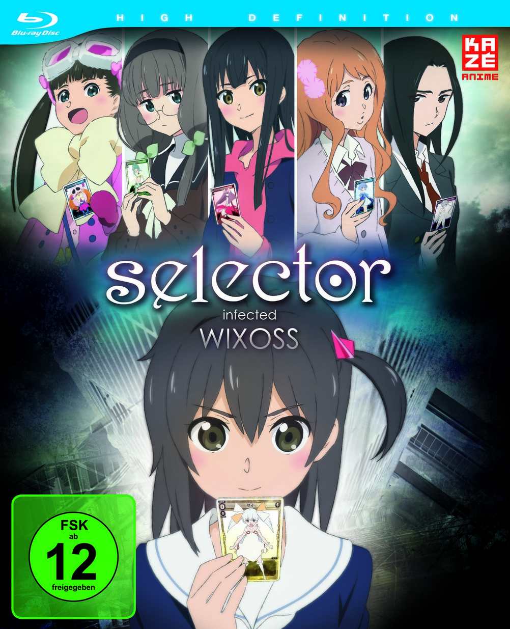 Anime Selector Infected Wixos Cover