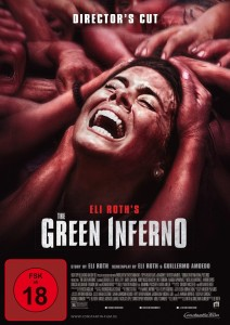 Green Inferno DVD