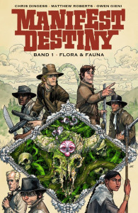 Manifest Destiny Cover