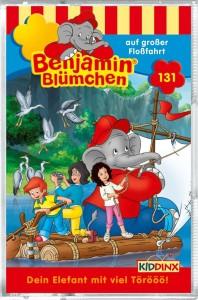 AGM Kassetten Benjamin Blümchen