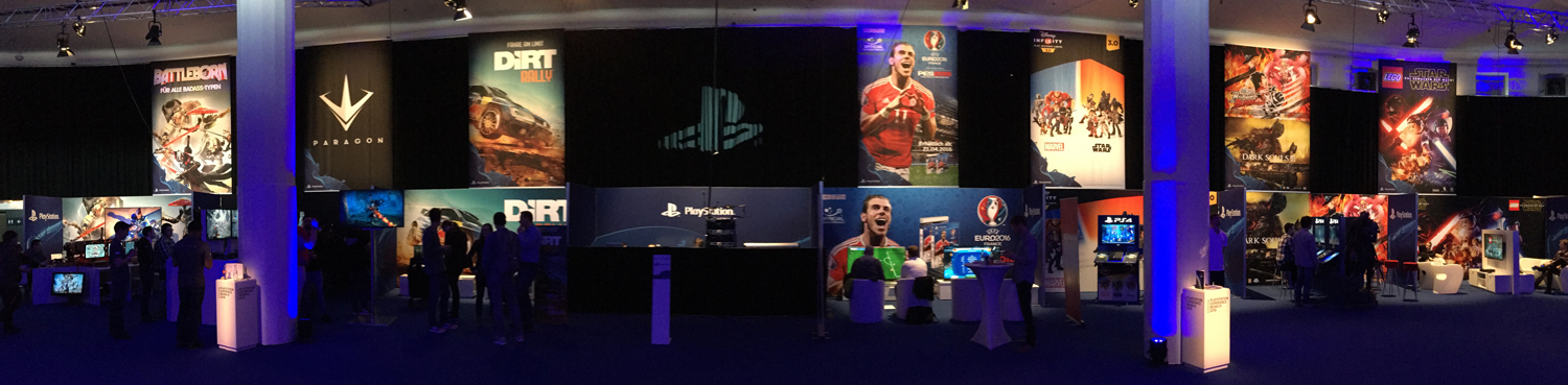 playstation experience - munich_lineup