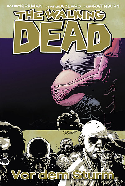 the walking dead 7 cover
