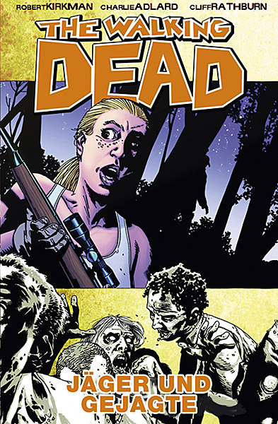 the walking dead 11 cover