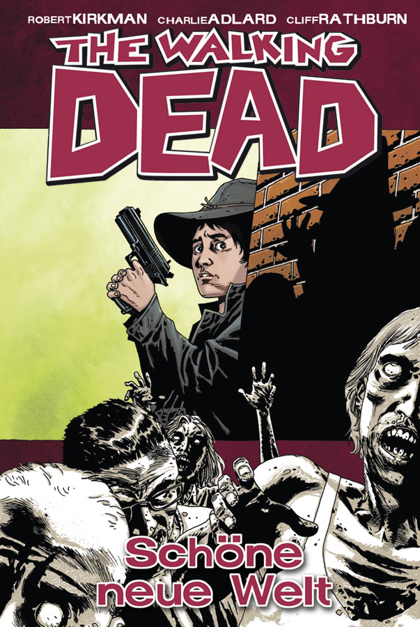 the walking dead 12 cover