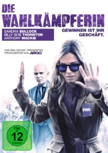 AGM-Die Wahlkämpferin Cover