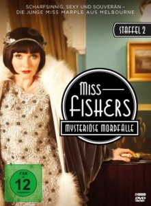AGM Miss Fisher Cover