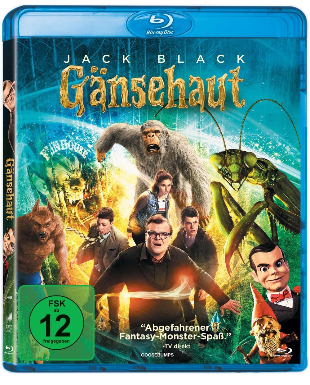 AGM-Gänsehaut Cover