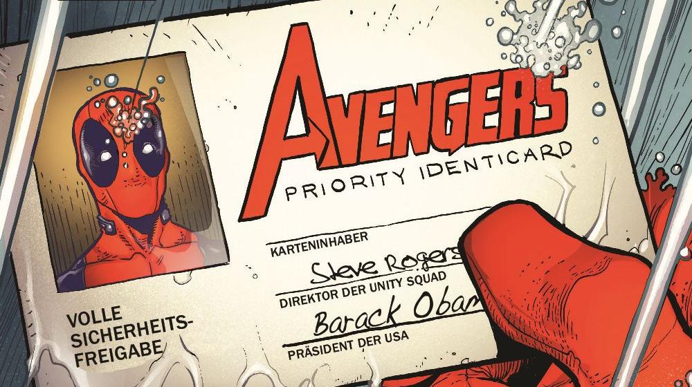 uncanny avengers 1 deadpool