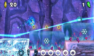 Sonic Boom Feuer & Eis