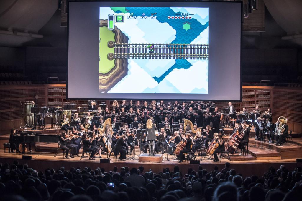The Legend of Zelda Symphony of the Goddesses 02