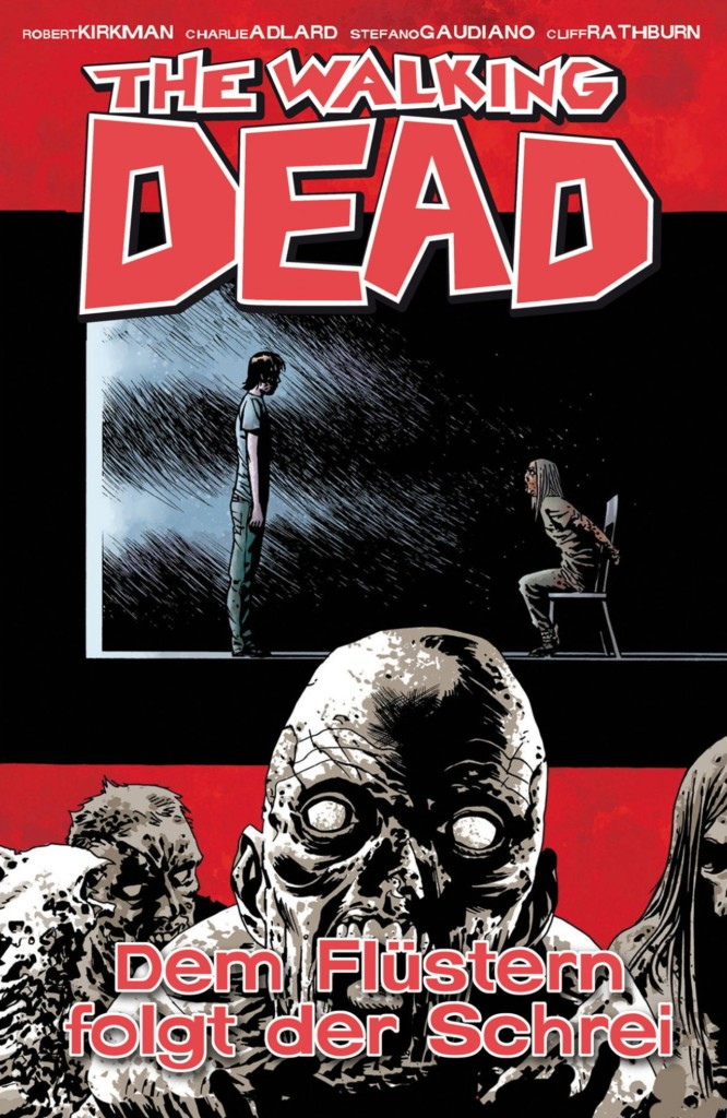 the walking dead 23 cover
