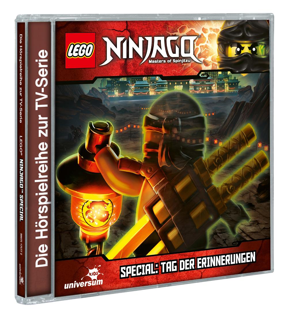 Lego Ninjago Tag Der Erinnerung