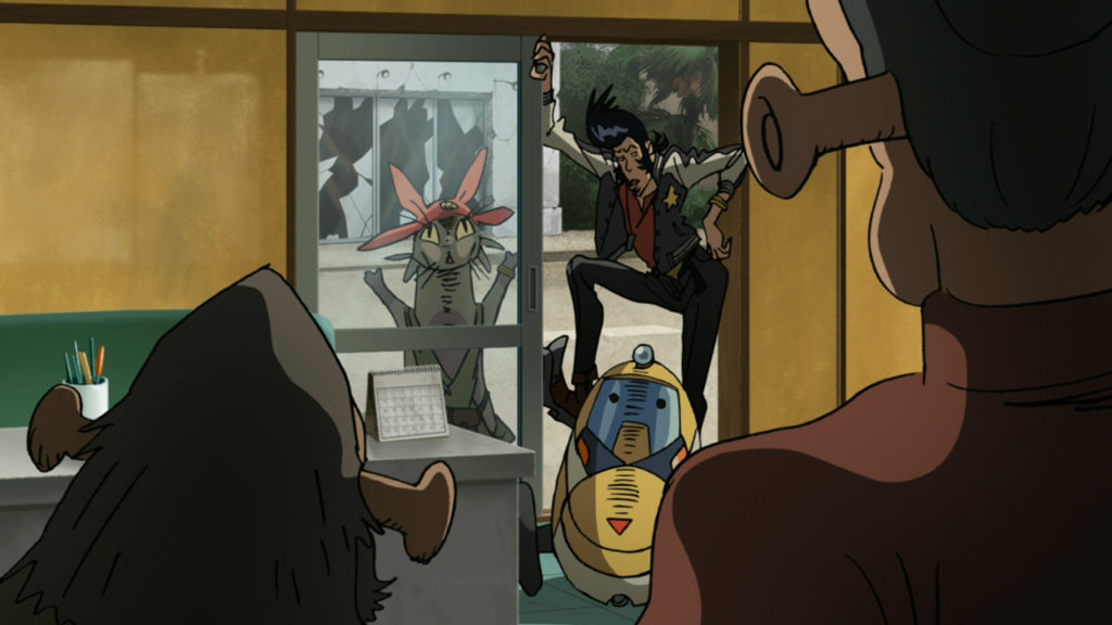 Space Dandy 04