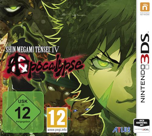 Shin Megami Tensei IV Apocalyspe
