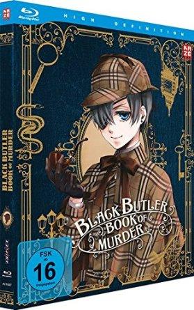 Black Butler Book of Murder