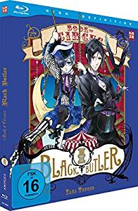 Black Butler Book of Circus Box 1