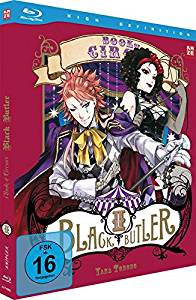 Black Butler Book of Circus Box 2