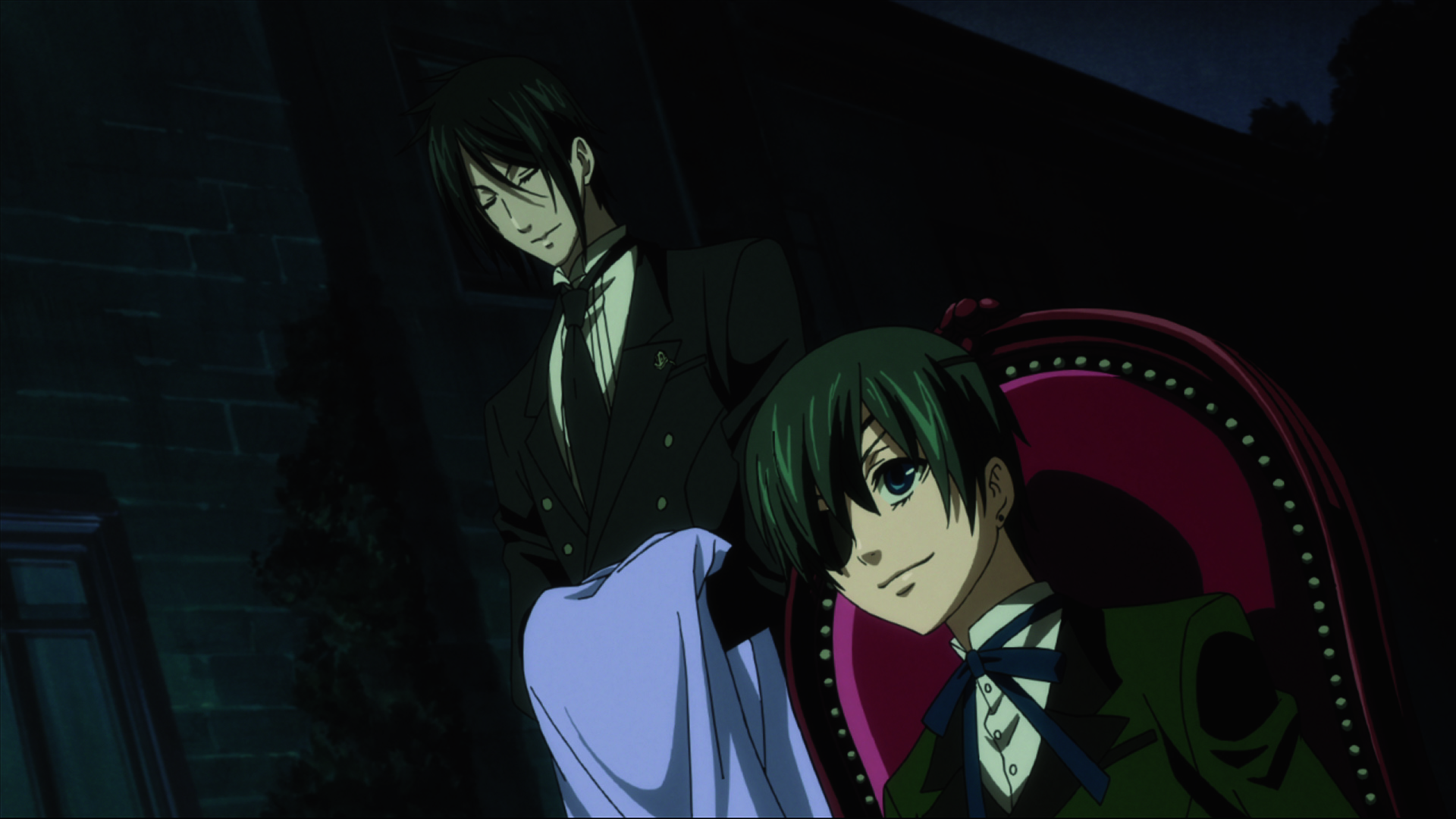 Black Butler Box 1
