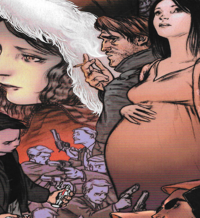 Fables Volume 4