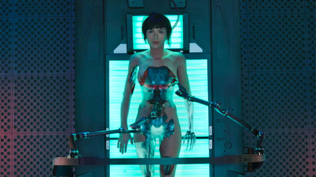 Ghost in the Shell Bild2