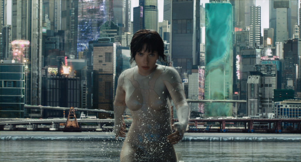 Ghost in the Shell Bild 1