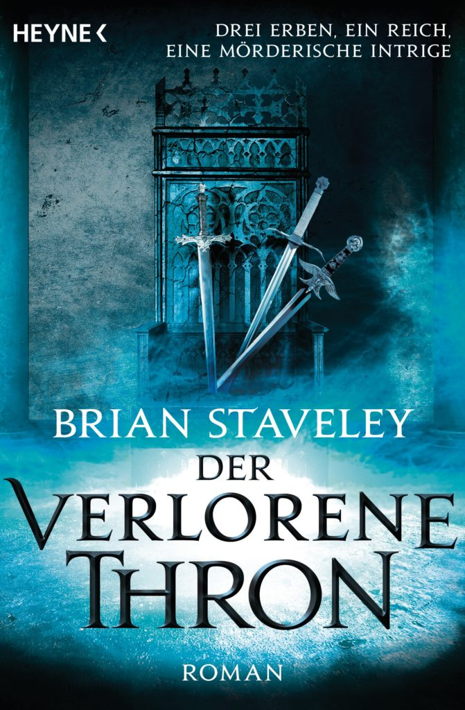 Der verlorene Thron von Brian Staveley