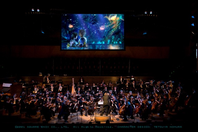 Distant Worlds - Music from Final Fantasy_Credit_Square Enix
