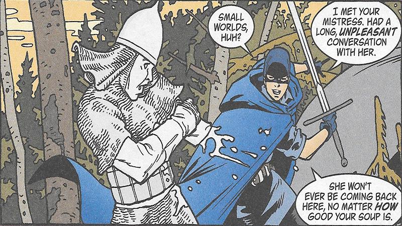 Fables Volume 6: Homelands
