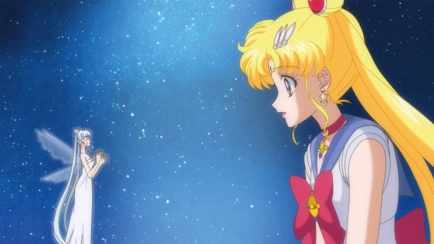 Sailor Moon Crystal Volume 2