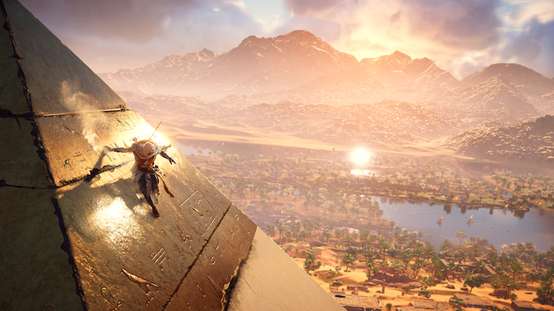E3 Assassins Creed Origins