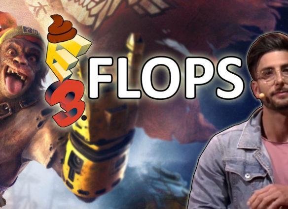 E3 Flops