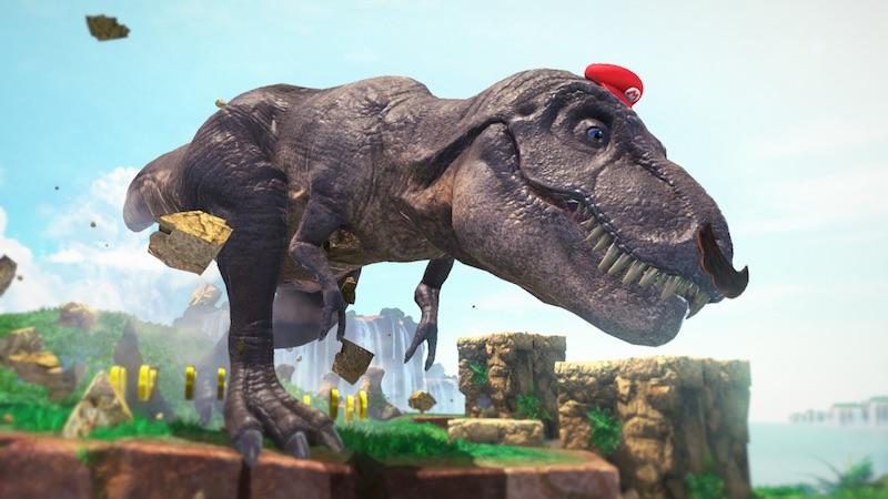 E3 Super Mario Odyssey