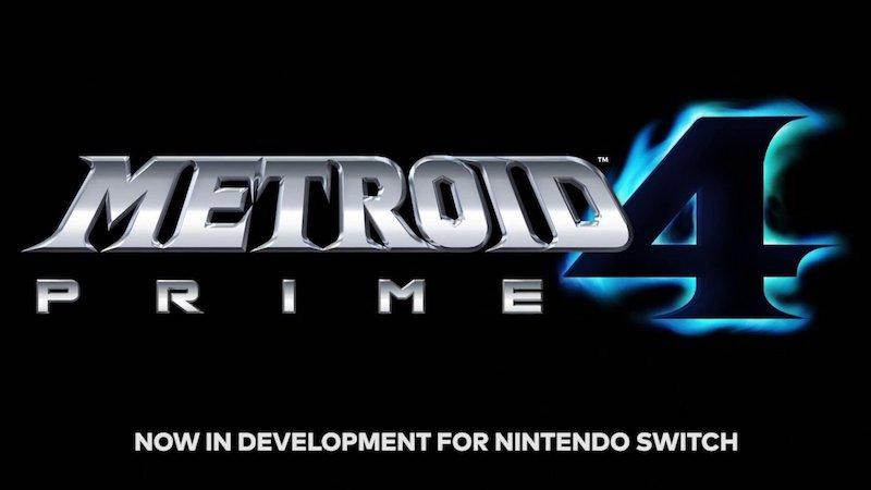 E3 Metroid Prime 4