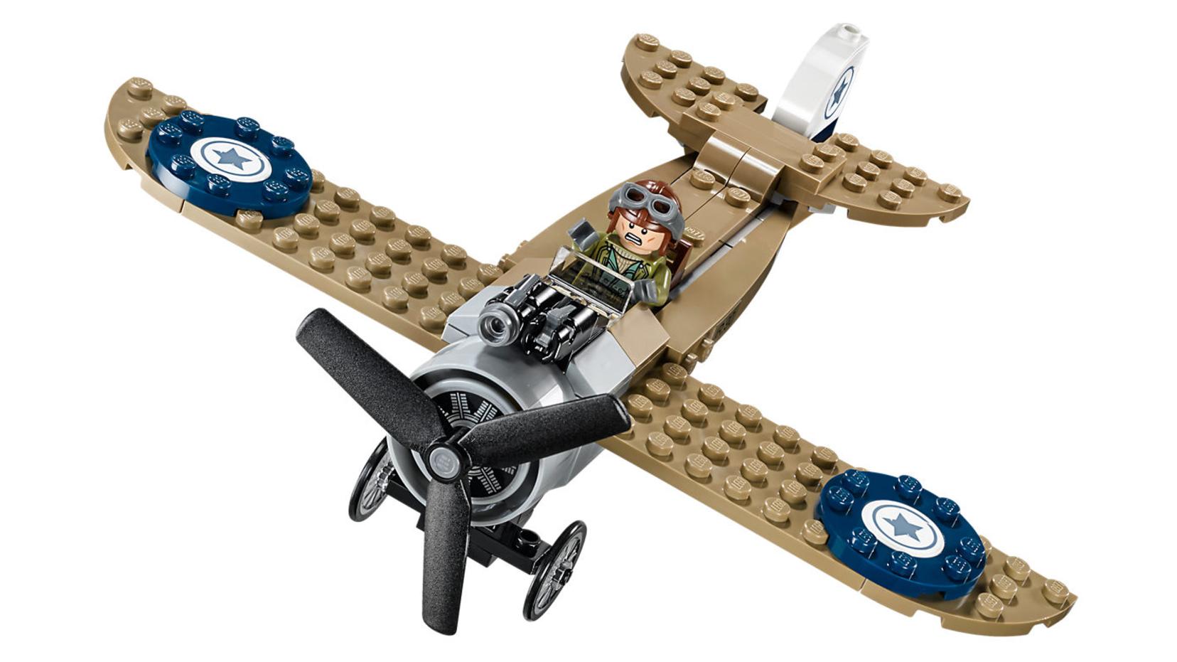 LEGO - Wonder Woman im Action-Getümmel