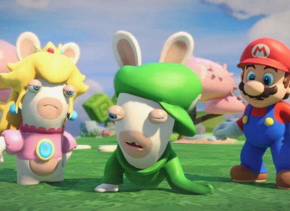 Mario + Rabbids Kindom Battle