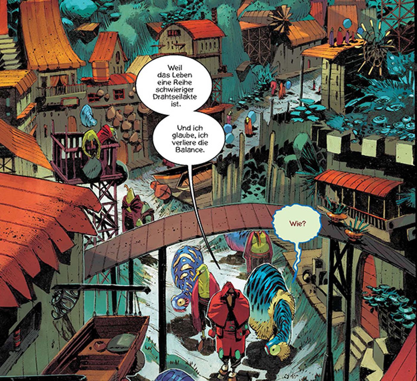 Black Science Band 4 Comic Splitter Verlag