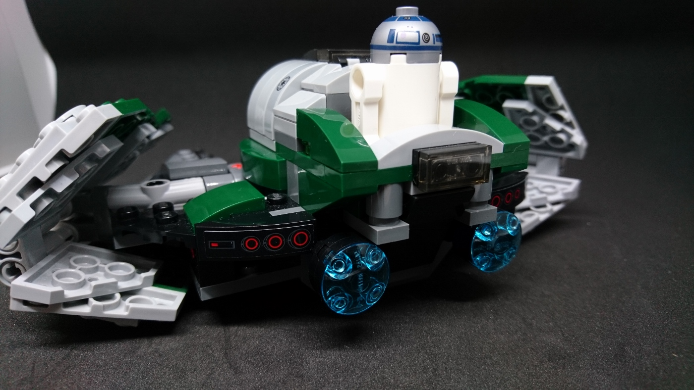 LEGO Star Wars - Yoda's Jedi Starfighter
