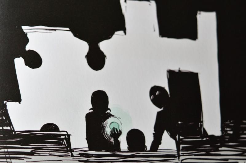 Die Insel der Besonderen Kinder