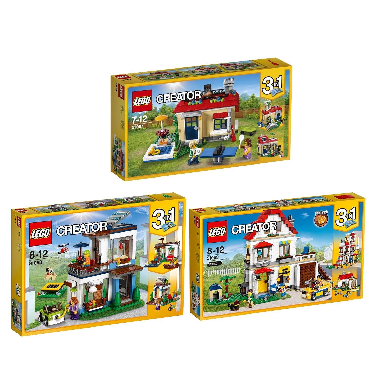LEGO Creator Review: Modernes Zuhause (Modular-System) - AGM Magazin