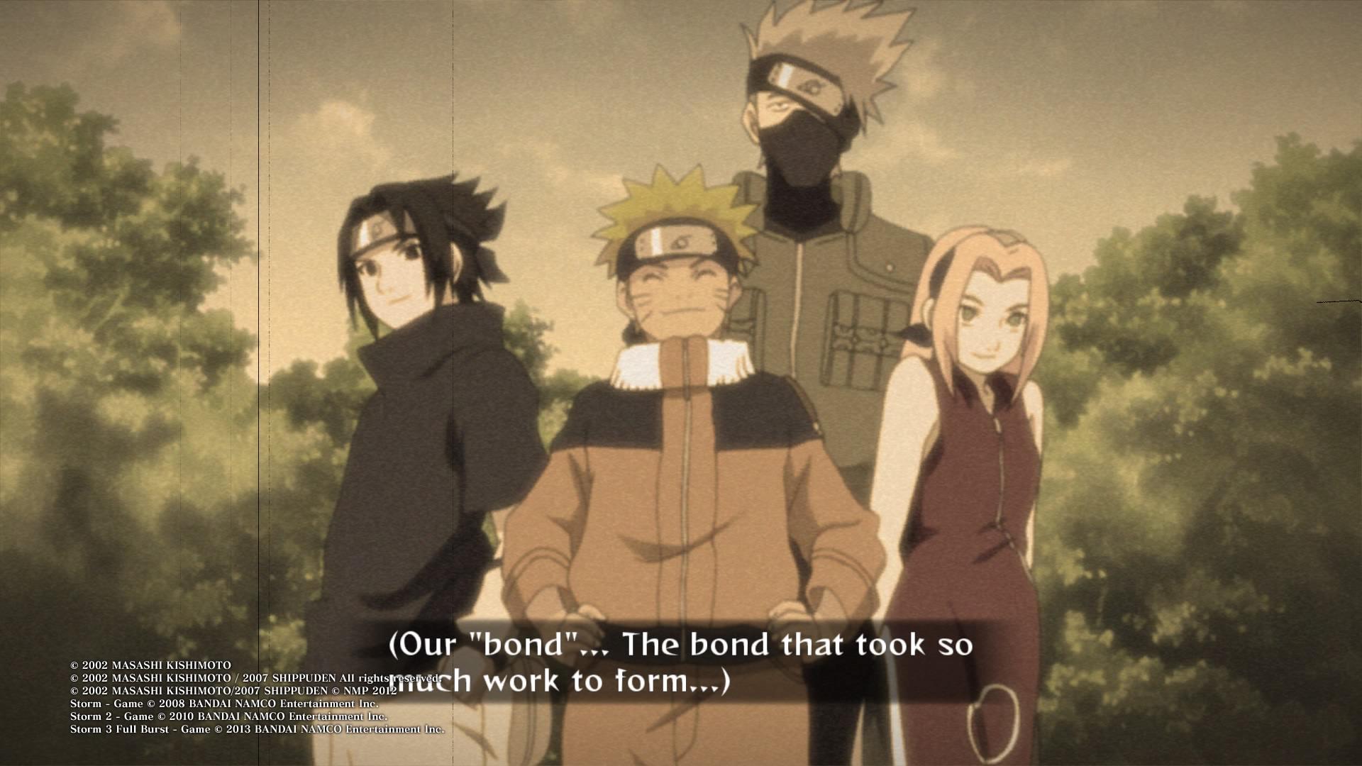 Naruto Ultimate Ninja Storm Legacy Wenn Der Shinobi