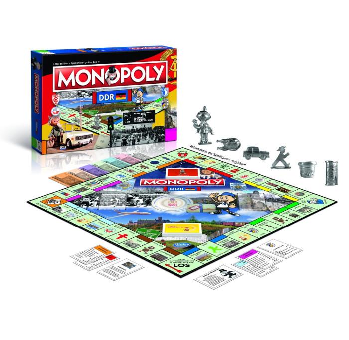 DDR-Monopoly innen