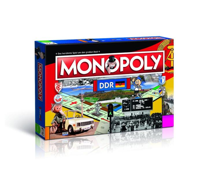 DDR- Monopoly