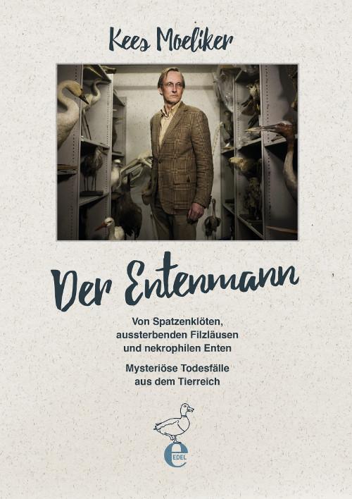 Der Entenmann_Kees Moeliker_Edel Books_Cover_300dpi