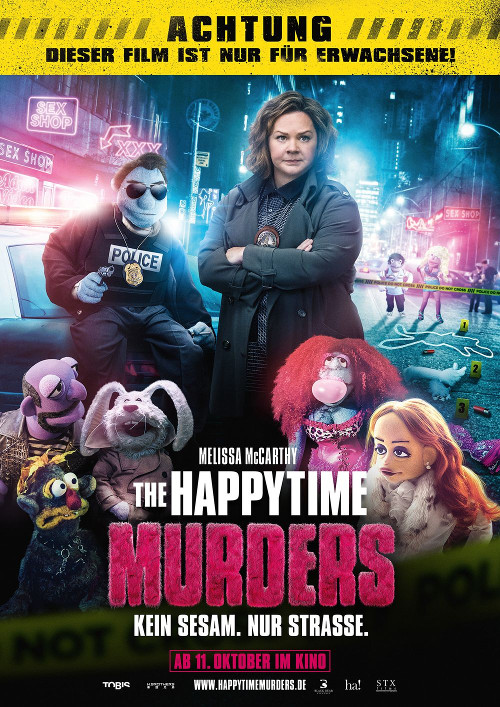 THE_HAPPYTIME_MURDERS_Hauptplakat
