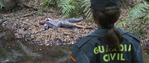 Mord Szene