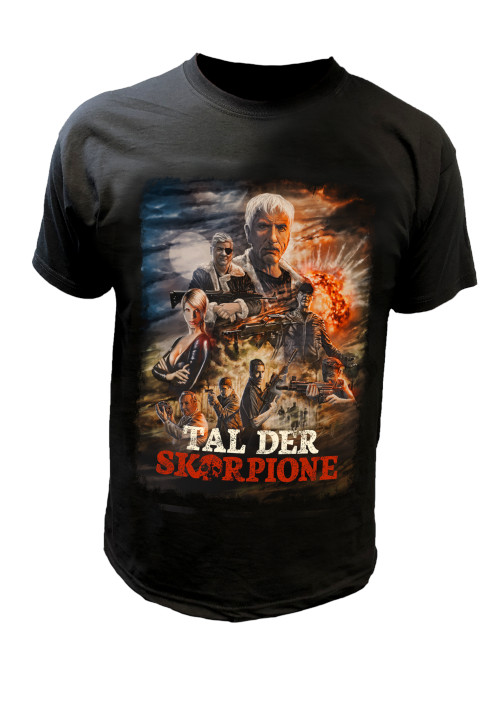 TAL DER SKORPIONE TSHIRT