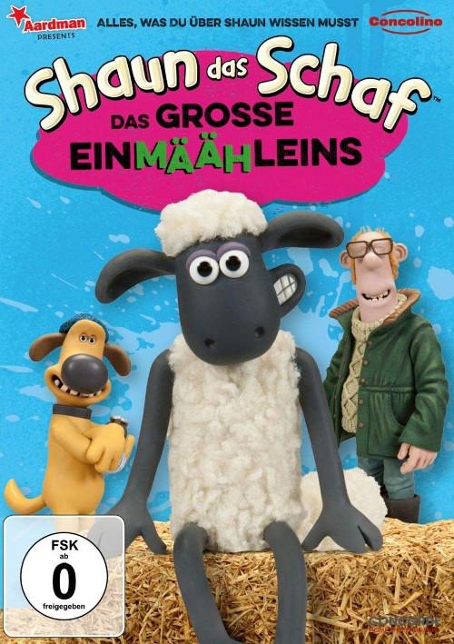 Shaun DVD